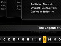 Game Select Screen II