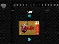Timeline Screen (Retina) II