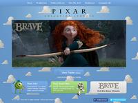 Pixar redesign full