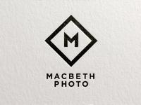 Macbeth Photo Logo
