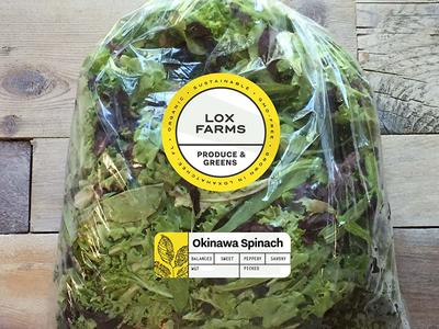 Lox Farms Packaging