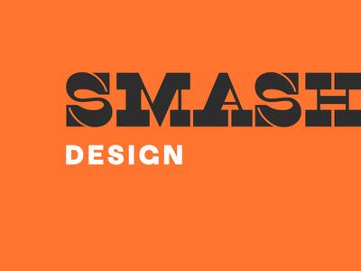 Smash Design Wordmark