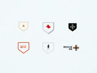 Rescue App Icons Ideas