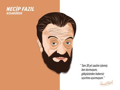 Necip Fazil Kisakurek - Turkish Poet