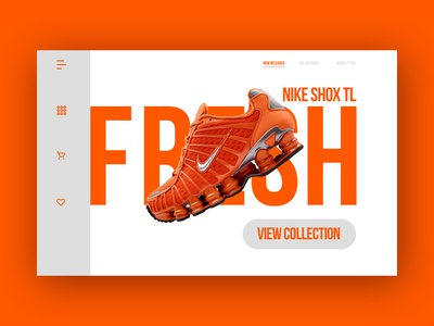 Footwear website