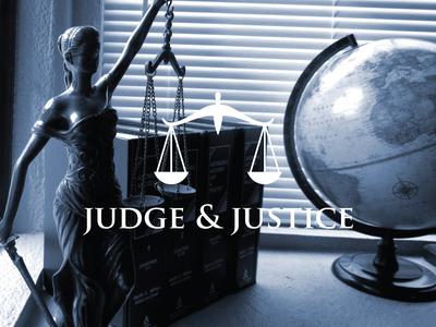 Law Justice Logo