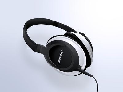Bose AE2i design icon bose a2ei photoshop headphones