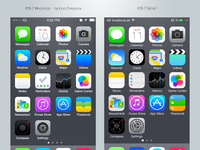 Redesign ios7 comparison
