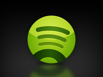Refreshed Spotify Icon - Free Download spotify icon ui ux design free visual brand logo music player download png file