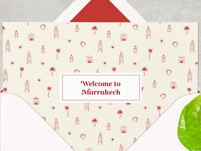 Marrakech  Pattern