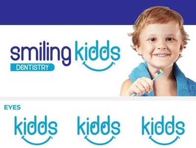 Smiling Kidd's Logo Design