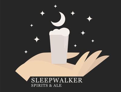 Sleepwalker Logo