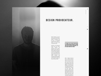 Personal Portfolio - About Page