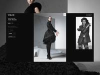 Vogue - Runway Slideshow