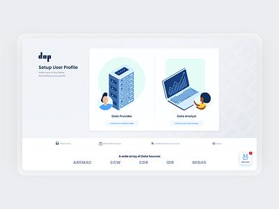 Website App Design | DOP, Inc web design webdesign website dashboard template vector dashboard ui mockups web dashboard blue identity design design branding animation ai ux uiux ui isometric illustration