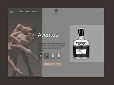 Aventus Product Card
