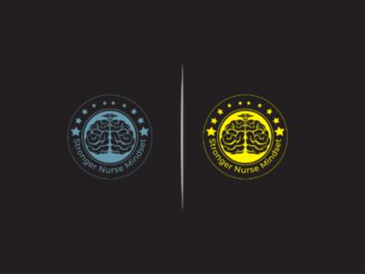 Medical logo design. brain logo creative logo abstract logo branding logo unique logo medical logo