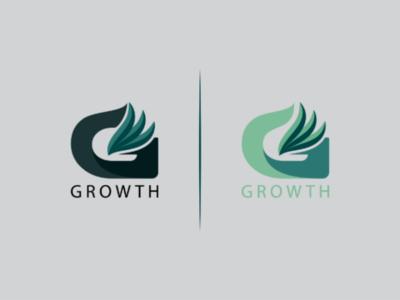 Growth logo logo. logo mark abstract logo branding logo unique logo creative logo