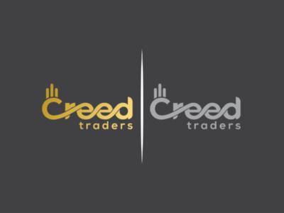 Creed trades logo design unique logo tradelogo uniquelogo textlogo logotype logomark logodesigner logo