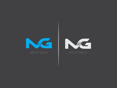 NG logo abstractlogo brandinglogo uniquelogo textlogo logotype logomark logodesigner logo
