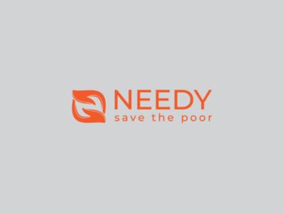 Negative space charity logo logodesigner. logo donation lettermark charity minimalist abstract illustrator illustration lettering logo negative space logo