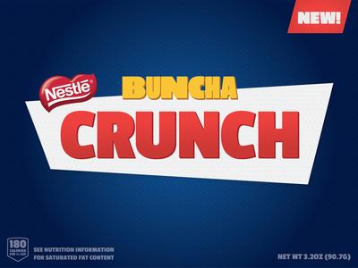Buncha Crunch Redesign