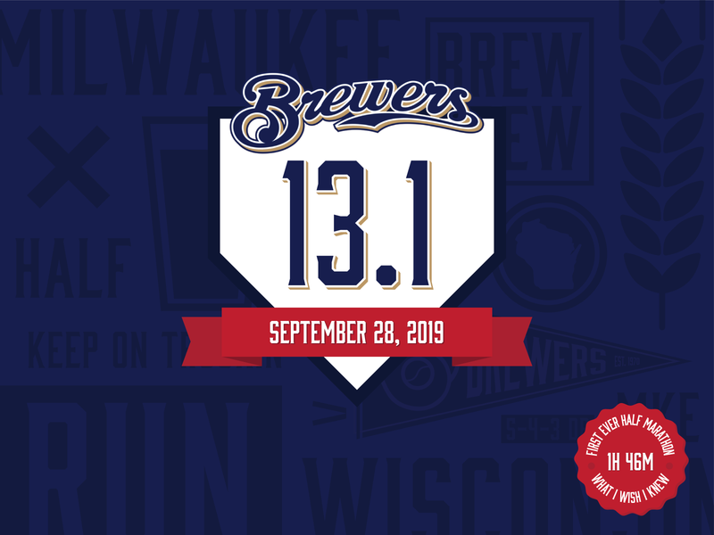 Milwaukee Brewers Mini Marathon 2019
