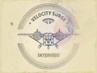 Velocity Surge T Shirt Worn Look