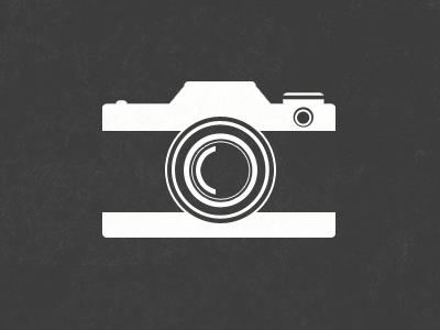 Neue Sachlichkeit // Photo Cam Icon minimalism cam camera icon photography iconography icons simplicity