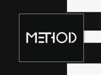 Dribbble Method Logo V1