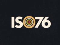 ISO76 Logo (final concept)