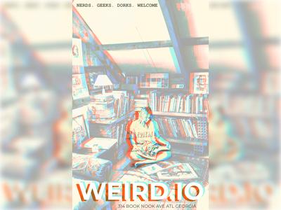 Weirdo w/ Emphasis on Weird