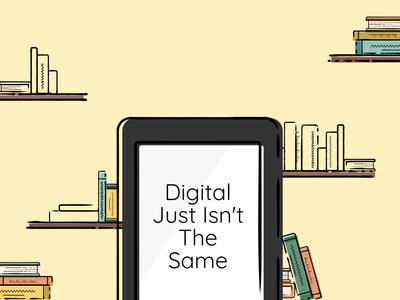 Ebooks vs Physical books