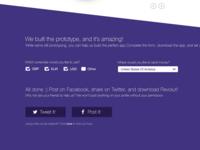 Revolut Website Concept