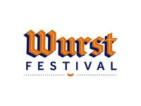 Wurst Festival Logo