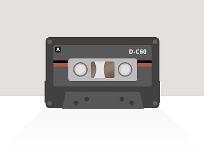 Retro Cassette retro cassette mixtape