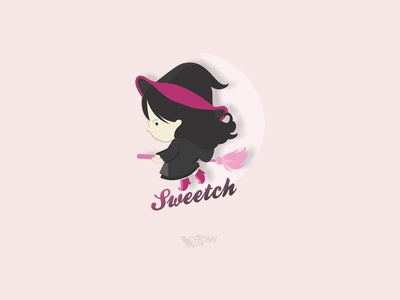 Sweet Witch Logo