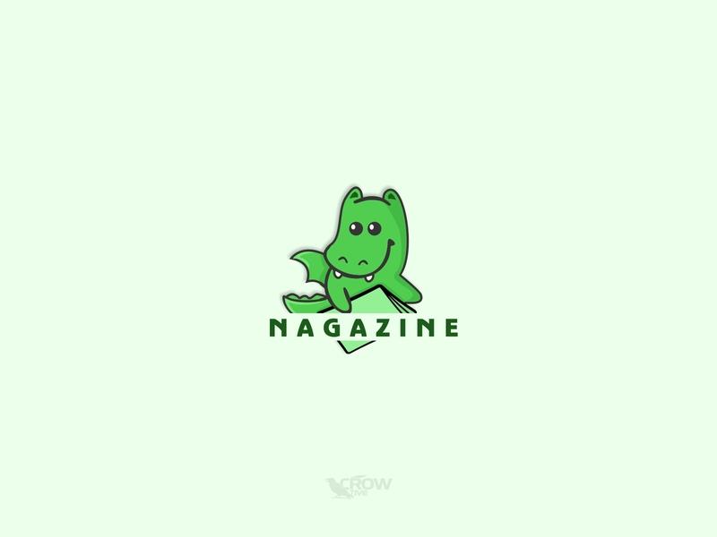 Nagazine Logo