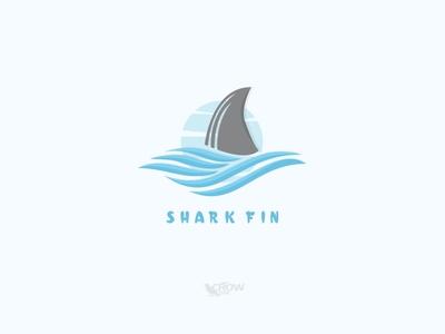Shark Fin Logo