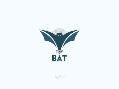 Tiny Bat Logo