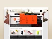 Best Sport - online store