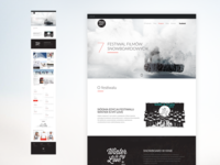 Winter is My Love landing page