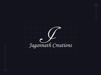 Jagannath Creations Logo Design designer logo design logotype logos logo