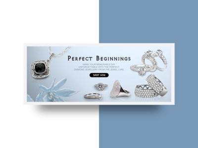 Jewellery Banner Design - 2