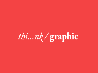 Changed logo, changed color for thinkgraphic freelancer freelancer designer thinkgraphic logo