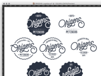 Origens Catering logotype