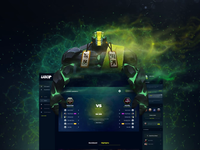 UGC eSports Matchmaking Platform animation