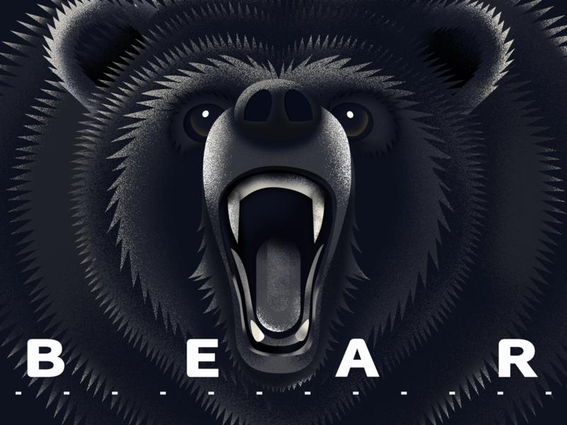 copy illustration  bear