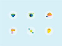Strategic Insurance Icon Set
