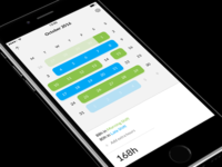 Shift Planner iOS